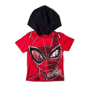 CamisetaNinoSpiderman-ROJO-229974