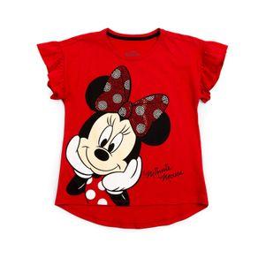 CamisetaMcNinaMinnie-ROJO-230100