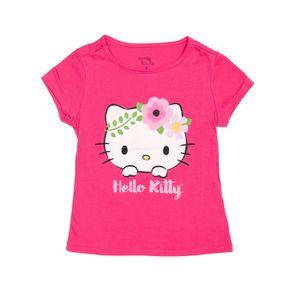 CamisetaNinaHelloKitty-Fucsia-227099