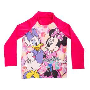 CamisetaBanoBebeNinaMinnie-Fucsia-90520