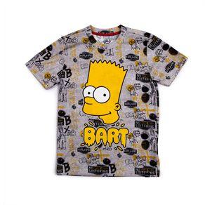 camiseta-junio-niño-los-simpsons