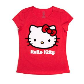 camiseta-niña-hello-kitty