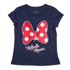 camiseta-niña-minnie