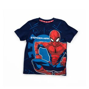 camiseta-niño-spiderman