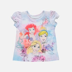 camisetacaminadorninaprincesasdisney91017