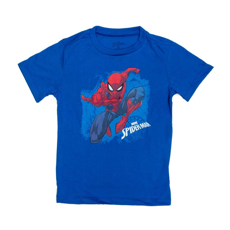 CamisetaNinoSpiderman-AZUL-227100