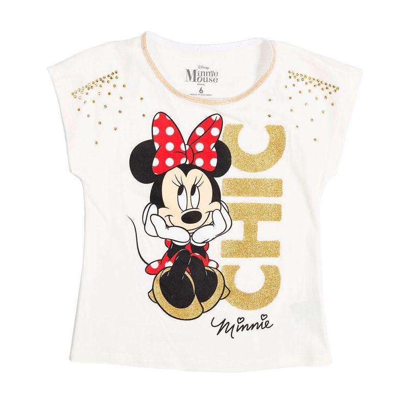 CamisetaMcNinaMinnie-MARFIL-229448