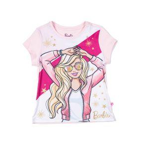 camiseta-niña-barbie