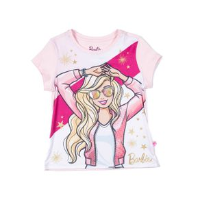 camiseta-niña-barbie
