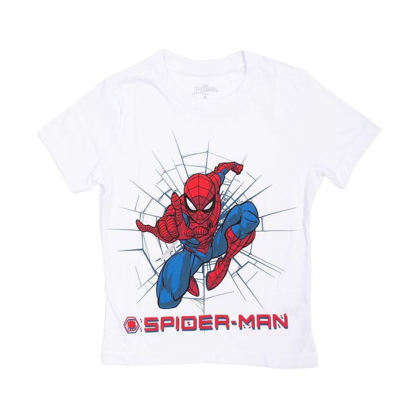 CamisetaNinoSPiderman-Blanco-228632