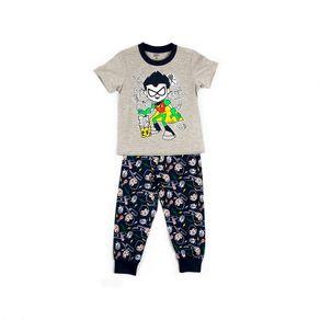 pijama-bebe-niño-teen-titans
