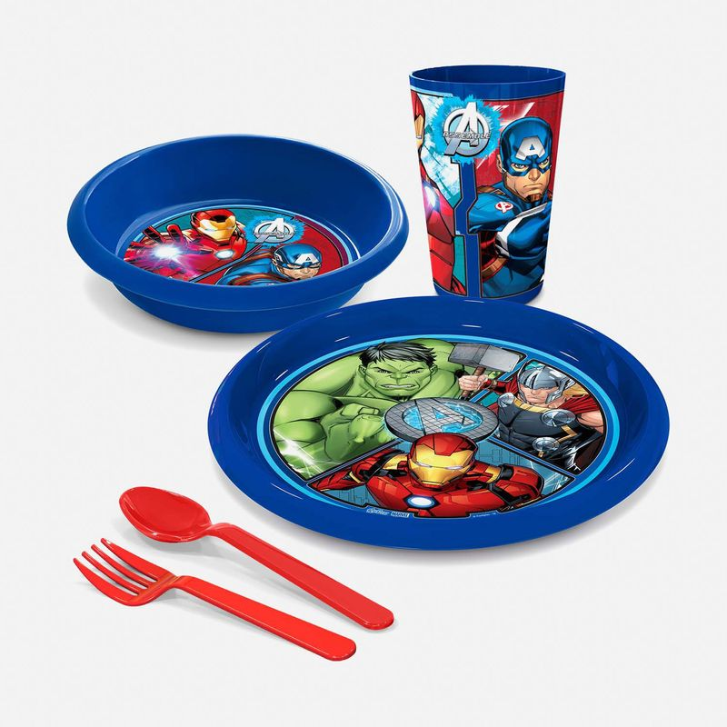 BABY-LUNCH-AVENGERS